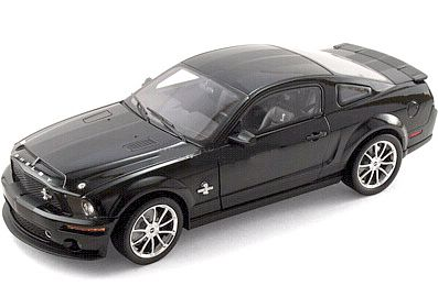 2008 Shelby GT500KR - New Knight Rider from 2008 TV series - Item #DC08KR02