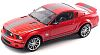 2008 Shelby GT500SS - Super Snake - Red with Black stripes - Item #DC08SS01