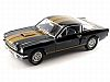 1966 Shelby HERTZ Mustang G.T.350 • Black with Gold stripes • #DC35004