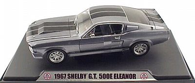 Shelby ELEANOR from ''Gone in 60 Seconds'' item #DC500ELC01