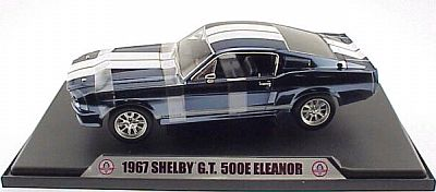 Shelby ELEANOR from ''Gone in 60 Seconds'' CHASE car item #DC500ELC04