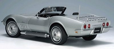1969 Corvette Stingray Convertible, Item #AA71162