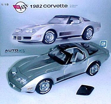Corvette 1982 Collector Edition item #AA71201