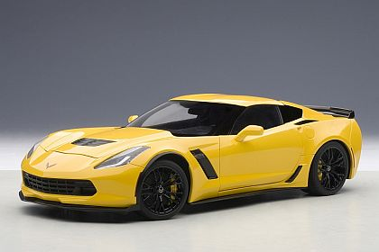 C7 Corvette Z06 • Velocity Yellow • #AA71263