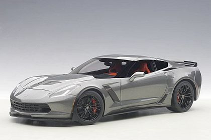 C7 2015 Corvette Z06 • Shark Gray • #AA71264