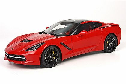 BBR C7 2014 Corvette Stingray Coupe • Torch Red • #BBRBLM1812A