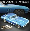 1965 Chevrolet Corvette Sting Ray Coupe • 396cid • Masterpiece Collection • #G1800702