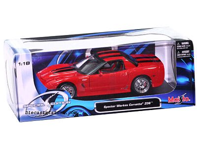 C5 Corvette Specter Werkes Group5 item 31116red