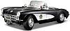 C1 1957 Corvette Convertible State Highway Trooper • #MAI31380