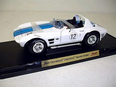 1964 Corvette Grand Sport #12 item YM92698