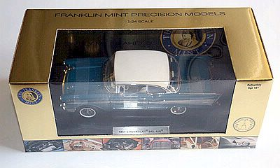 1957 Chevrolet Bel Air Hardtop in Topical Turquoise, item FM-M11E229