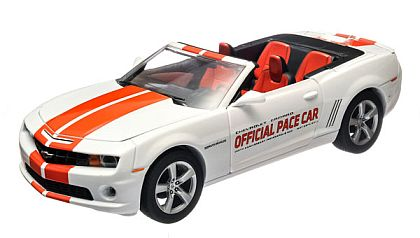 2011 Chevrolet Camaro SS Convertible • Indianapolis 500 Official Pace Car • #GL18216