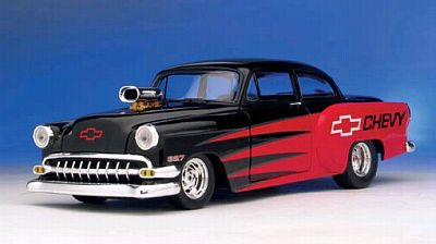 Item SC-54017 1954 Chevy Street Rod