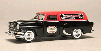Item SC-54052 ''Busted Knuckle'' 1954 Chevy Cameo Sedan