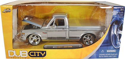 1972 Chevy Pickup Truck - Silver - #JT53578Asil
