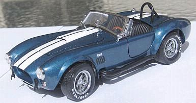 1966 Shelby Cobra 427 S/C, Limited Edition of 427, item #s11e362