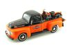 1948 Ford F1 Harley Davidson Truck 1/24 & 1948 Harley-Davidson Knucklehead Motorcycle • #MA32171BO