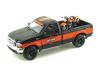 1999 Ford F350 Harley Davidson Truck 1/24 & 1936 Harley-Davidson Knucklehead Motorcycle • #MA32172BO