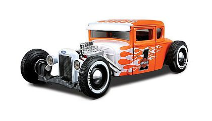 1929 Ford Model A • Harley-Davidson Hot Rod • #MAI32175OW