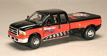 Item SC-52527 Ford F-350 SNAP-ON Racing pickup truck