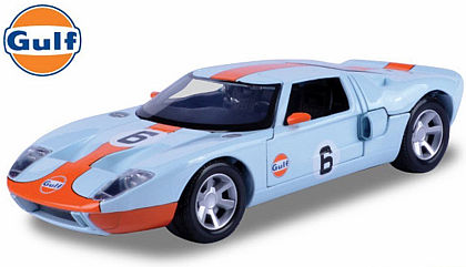 Ford GT Concept #6 • GULF Racing livery • #MM79641