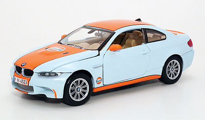 BMW M3 Coupe • GULF Racing livery • #MM79644