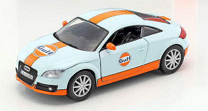 Audi TT Coupe • GULF Racing livery • #MM79645