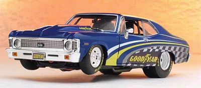 Item SC-71022 GoodYear Racing 1970 Chevy Nova Pro Street
