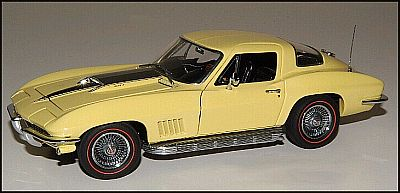 1967 Corvette Sting Ray Big-Block Coupe, item #DM1448