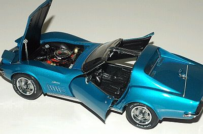 1971 Corvette Stingray coupe item DM1386