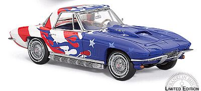 Stars & Stripes Corvette Sting Ray, item B11E498