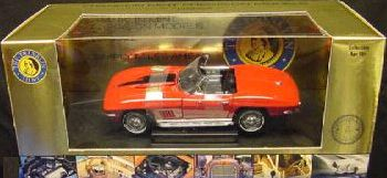 1967 Chevrolet Corvette 427 convertible, item #FM-M11E224