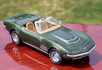 1970 Corvette Stingray LT-1, item #FMs11e668