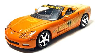 2007 Corvette INDY500 Pace Car convertible, item #GL11207