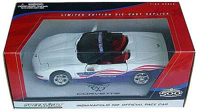2004 Corvette C5 INDY500 Pace Car by Greenlight item 20601