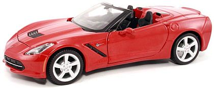 C7 2014 Corvette Stingray Convertible • Torch Red • #MAI31501TRE