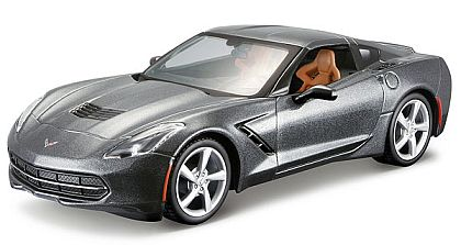 C7 Corvette Stingray Coupe • Cyber Gray Metallic • #MAI31505CGY