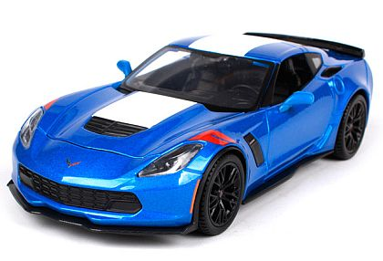 C7 Corvette Grand Sport Coupe • Admiral Blue • #MAI31516GSBU