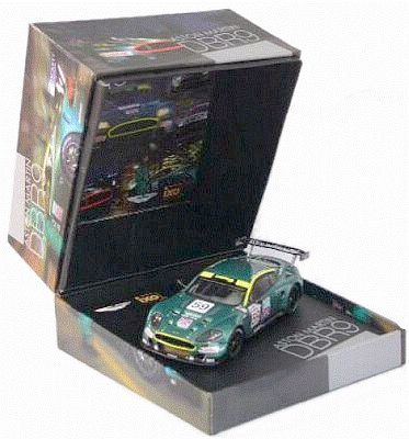 Aston Martin DBR9#58 item LMM079 and DBR9#59 item LMM080