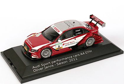 2011 Audi A4 DTM #5 • Oliver Jarvis • Audi Sport perfomance cars • #s5021100233