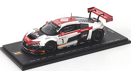 Audi R8 LMS Ultra #1 • Spa 24-Hrs. Overall Winner • #SB071