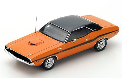 1970 Dodge Challenger R/T • Hemi Orange • #S3613