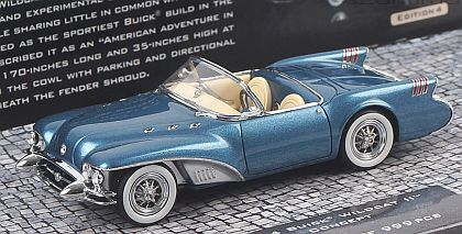 1954 Buick Wildcat II • GM Concept car • #MC437141220