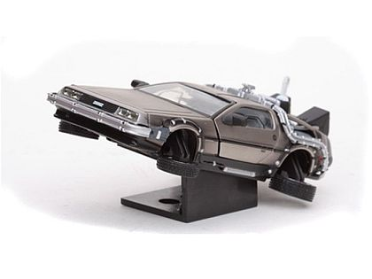 BTTF DeLorean Flying Time Machine • Back To The Future Part II • #VIT24015