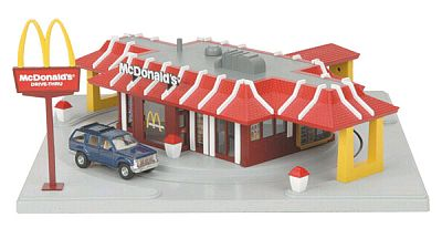 Item #MTH-9114 operating McDonald's Restaurant