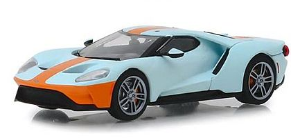 2019 Ford GT Heritage Edition GULF • #GL86158 • www.corvette-plus.ch