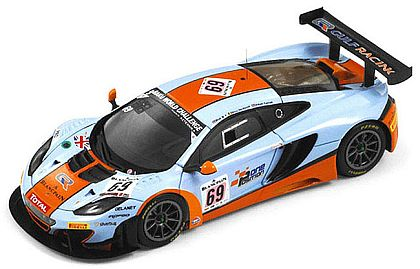 GULF McLaren MP4-12C GT3 #69 • 2013 Spa 24-Hours • #TSM144335