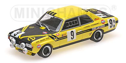 Gulf Opel Commodore #9 • 1970 Spa 24-Hrs. • Opel Racing Team • #MC400704609