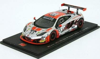 McLaren MP4-12C GT #33 • City Of Dreams Magau GT Cup 2013 • #SA058