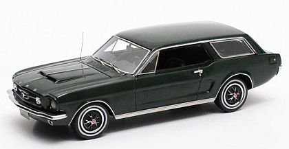 1965 Ford Mustang Wagon • by Intermeccanica • #MX20603-101